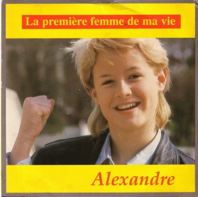 Coup d'oeil sur...  Alexandre - La première femme de ma vie (1990)