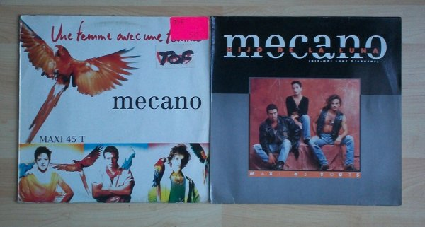 Collection Mecano, le groupe qui met tout le monde d'accord?