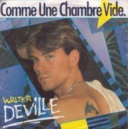 Coup d'oeil sur...  Walter Deville - Comme une chambre vide (1986)