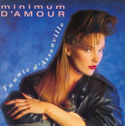 Coup d'oeil sur...  Taunie d'Assonville - Minimum d'amour (1990)