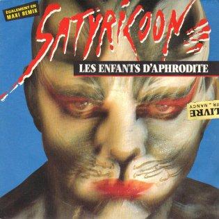 Coup d'oeil sur...  Satyricoon - Les enfants d'Aphrodite (1988)