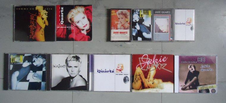 Collection Ma collection Jakie Quartz