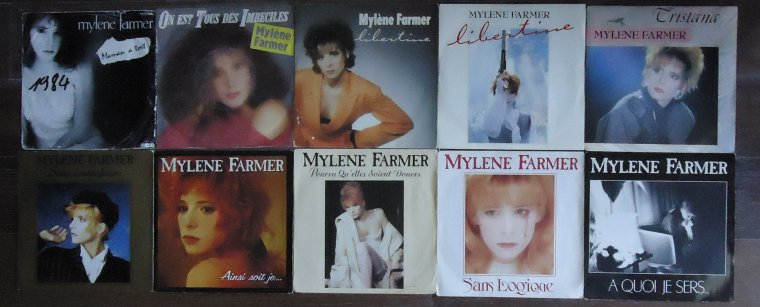 Collection Ma collection Mylène Farmer