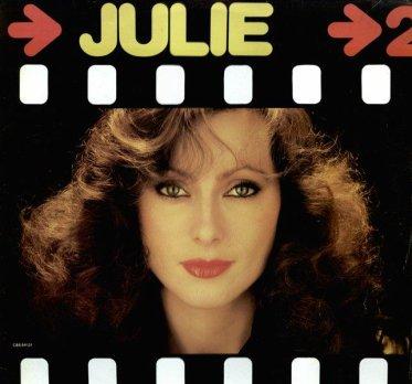 Au-delà de l'ombre  Julie Pietri - Julie (1980) Réédition CD (virtuel)