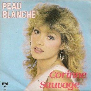 Le jeu des différences Corinne Sauvage - peau blanche (1984)