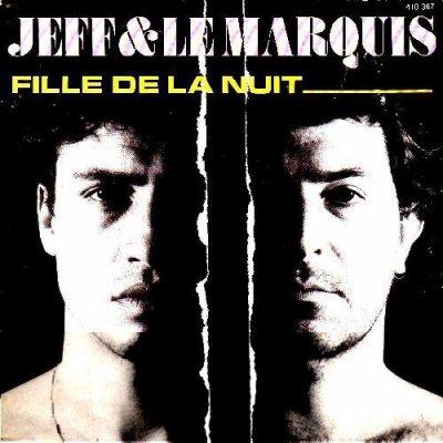 Coup d'oeil sur...  Jeff et le Marquis - Fille de la nuit (1986)