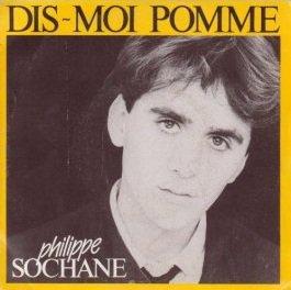 Coup d'oeil sur...  Philippe Sochane - Dis-moi pomme (1984)