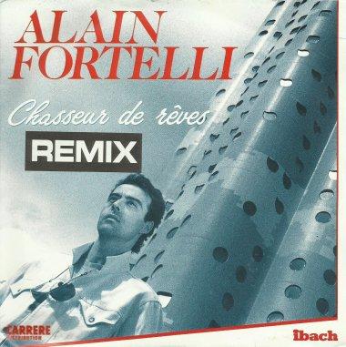Le jeu des différences Alain Fortelli - Chasseur de rêves (1987)