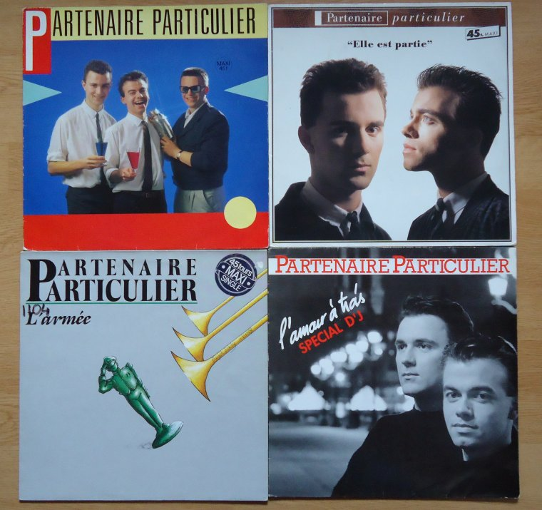 Collection Ma collection Partenaire Particulier