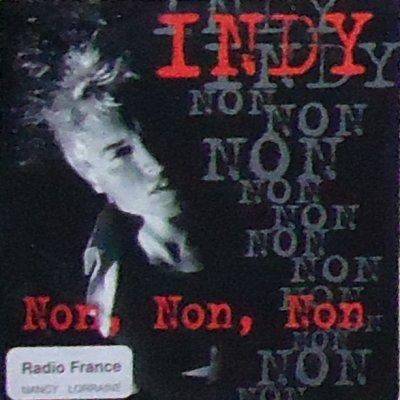90's de l'ombre  Indy - Non, non, non (1996)