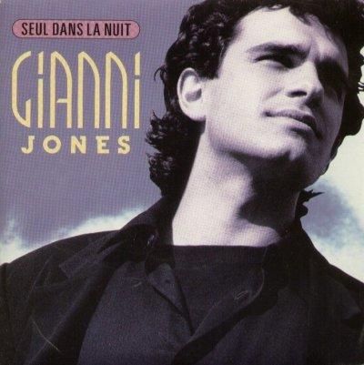 Coup d'oeil sur...  Gianni Jones - Seul dans la nuit (1989)