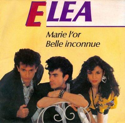Coup d'oeil sur...  Eléa - Marie l'or (1985)