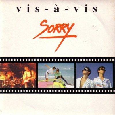 Coup d'oeil sur...  Vis-à-vis - Sorry (1989)