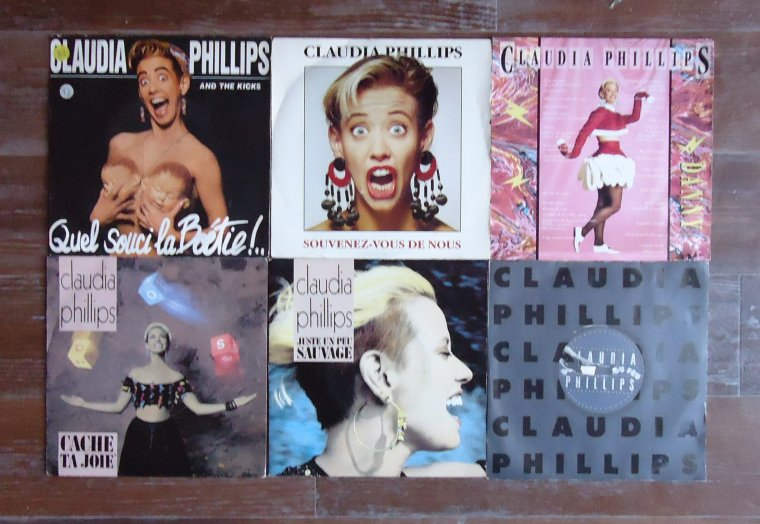 Collection Ma collection Claudia Phillips
