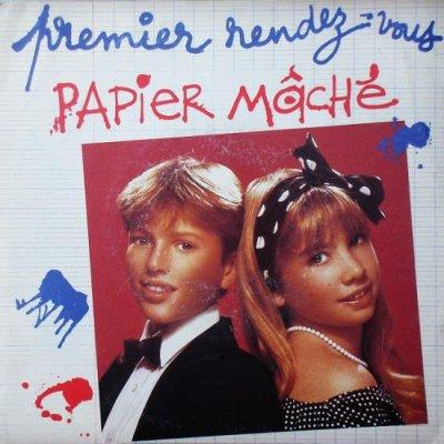 Coup d'oeil sur...  Papier Mâché - Premier rendez-vous (1987)