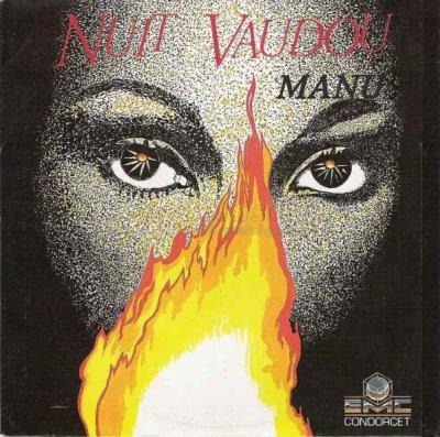 Coup d'oeil sur...  Manu - Nuit vaudou (1987)