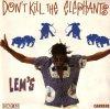 Coup d'oeil sur...  Lem's - Don't kill the elephants (1989)