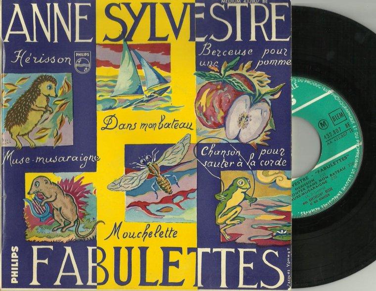 L'ombre de la lumière  Anne Sylvestre - Hérisson (1962)