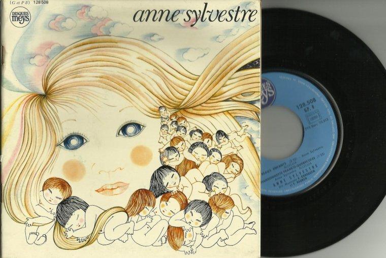 L'ombre de la lumière  Anne Sylvestre - Les beaux enfants (chansons de 1968 -1970; disque de 1975)