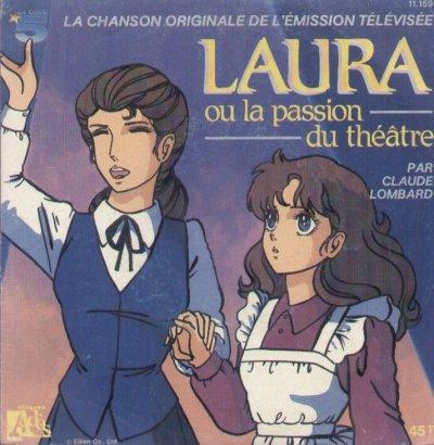 Les dossiers de l'ombre Laura ou la passion du théâtre