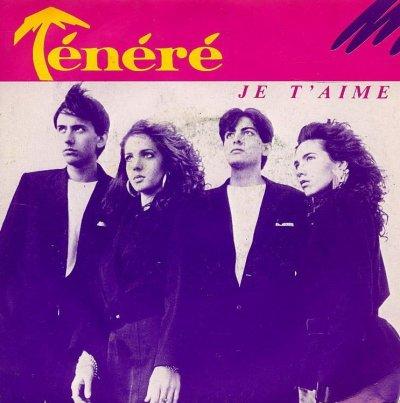 Coup d'oeil sur...  Ténéré - Je t'aime (1988)
