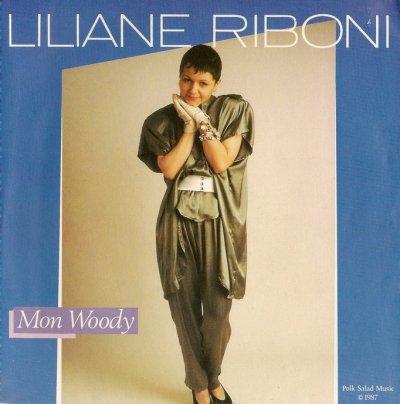 Coup d'oeil sur...  Liliane Riboni - Mon Woody (1987)