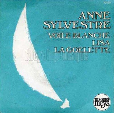 Au-delà de l'ombre  Anne Sylvestre - Voile blanche (1969)
