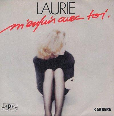 Les retours de l'ombre  Laurie - M'enfuir avec toi (1988 - Clip 2012)