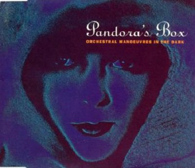 90's de l'ombre  Orchestral Manoeuvres in the Dark - Pandora's box (1991)