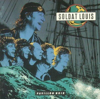 L'ombre de la lumière  Soldat Louis - Pavillon noir (1990)