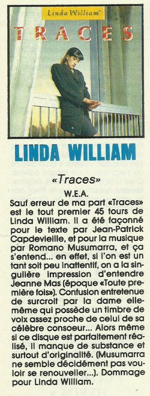 Articles  Linda William' - 1989