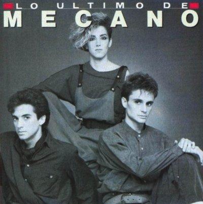L'ombre de la lumière  Lo Ultimo de Mecano (1986)