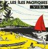 Coup d'oeil sur...  Visa - Les îles pacifiques (1988)