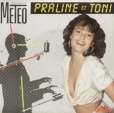 Le jeu des différences Praline et Toni - Météo (1986) vs Carla et Alexandre - Vis dans l'air du temps (1988)