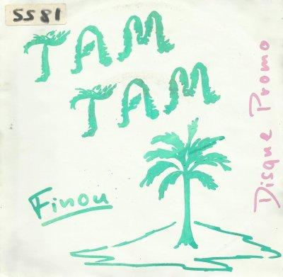 Côté promo  Finou - Tam Tam (1989)