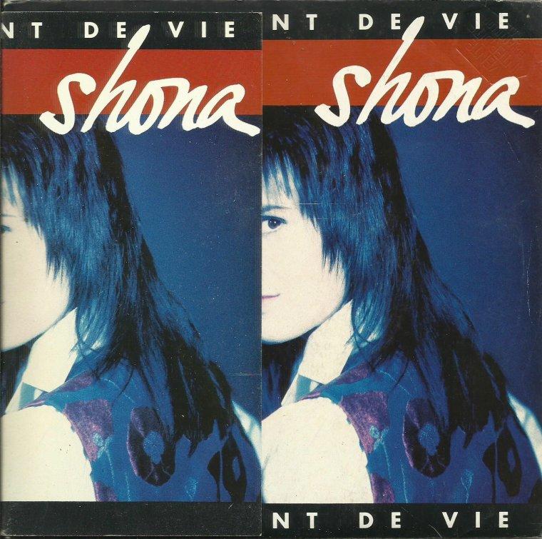 Côté promo  Shona - Un instant de vie promo (1989)