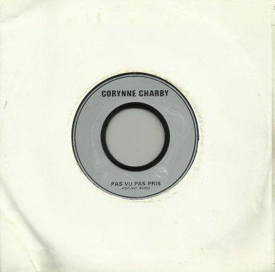 Côté promo  Corynne Charby - Pas vu pas pris (1987)