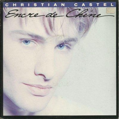 Côté promo  Christian Castel - Encre de Chine (1990)