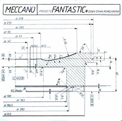 Coup d'oeil sur...  Meccano - Fantastic (1988)