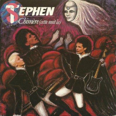 Coup d'oeil sur...  Stephen - Chimère (cette nuit-là) (1988)