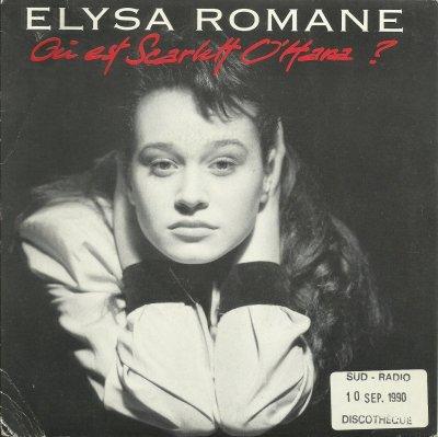 Coup d'oeil sur...  Elysa Romane - Où est Scarlett O'Hara? (1990)