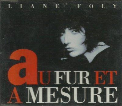 Au-delà de l'ombre  Liane Foly - Au fur et à mesure (1990)