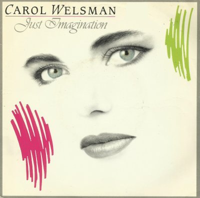 Coup d'oeil sur...  Carol Welsman - Just imagination (1987)