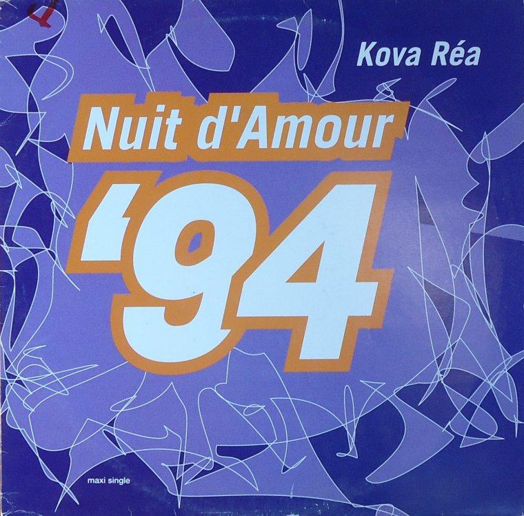 Les dossiers de l'ombre Ils ressortent leur non-tube des années après - Episode 2: Kova Réa - Nuit d'amour (1988 - 1994)