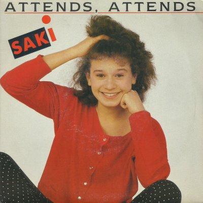 Coup d'oeil sur...  Saki - Attends attends (1987)