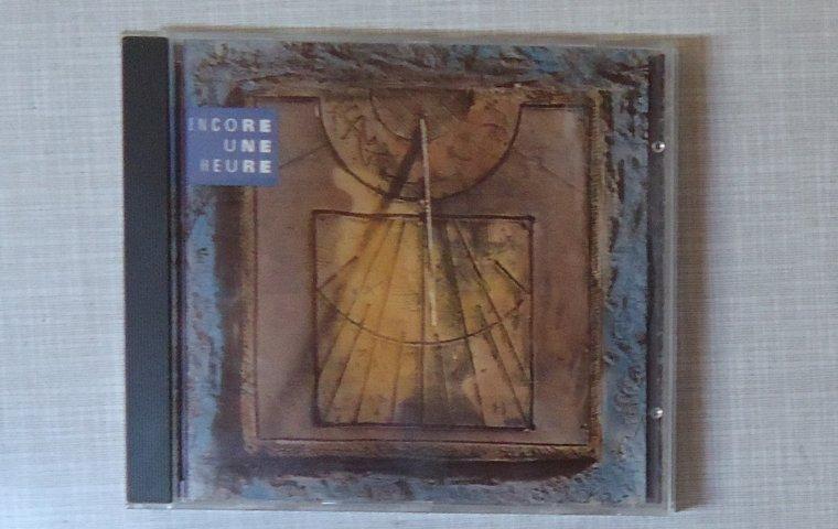 Côté promo  Manfred Kovacic - Encore une heure (1989)