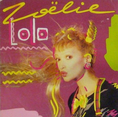 Le jeu des différences Zoélie - Lolo (1987) vs Caroline Loeb - C'est la Ouate (1986) et Néon - Le mambo du macho (1987)