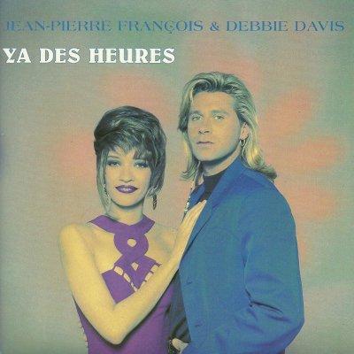 L'ombre de la lumière  Jean-Pierre François et Debbie Davis - Y'a des heures (1990)