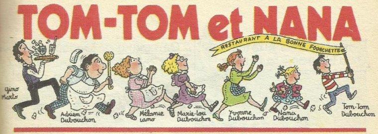 Rien à voir Tout ce que vous ne saviez pas sur Tom-Tom et Nana!