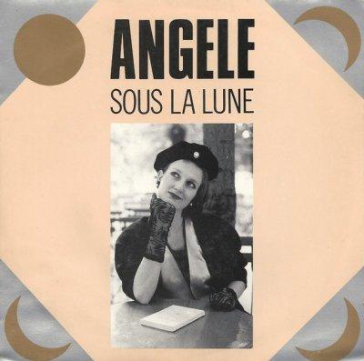 Coup d'oeil sur...  Angèle - Sous la lune (1987)